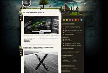 My blog : Le Blog de Gruny by GrunySo