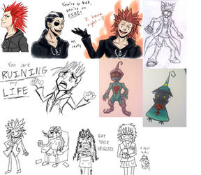 quality KH dump by Frostpebble