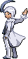 Absol Trainer Sprite by Frostpebble