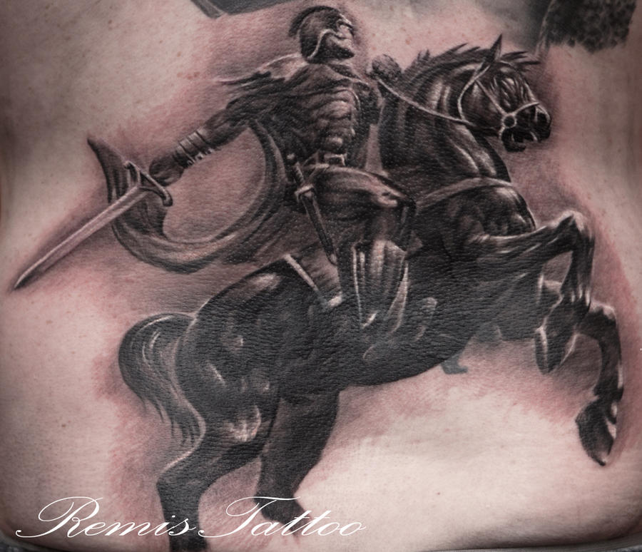 Celtic Warrior Tattoo ...