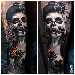 Remis Girl Tattoo
