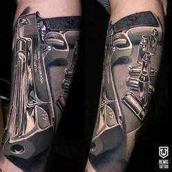 Desert eagle Tattoo