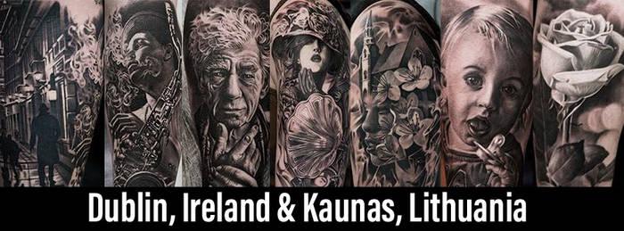 Tattoo Studio Dublin and Lithuania