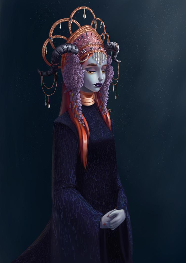 Demon Bride by princessdabby