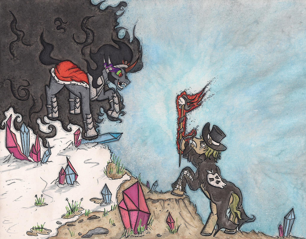 MLP - Yin vs Yang by devilsreject493