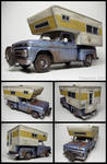 1965 chevrolet camper by devilsreject493