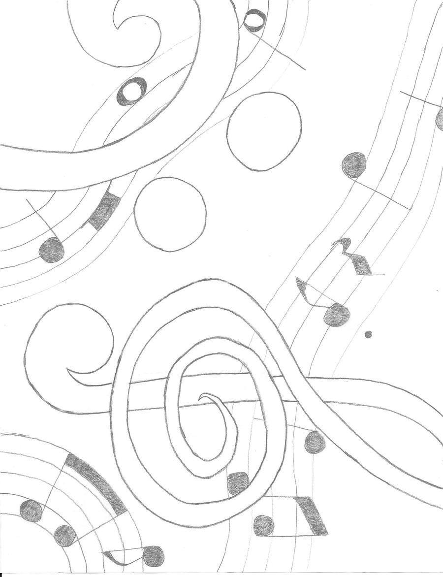 Musical Drawings Music Drawings