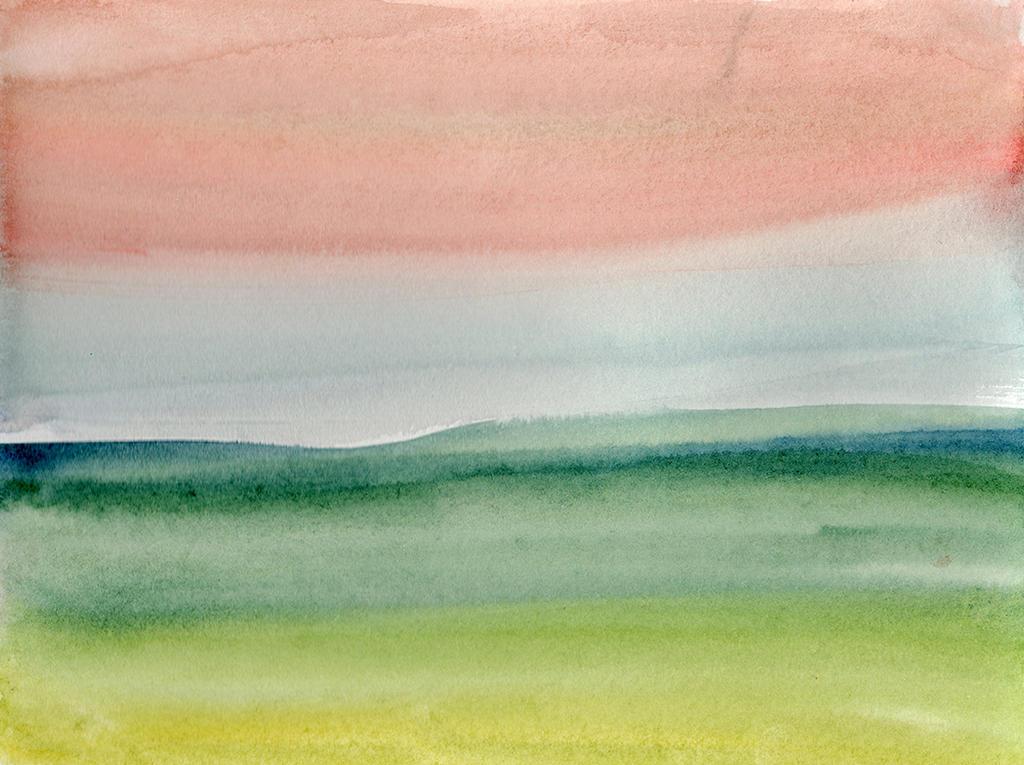 Red Sky over the Plains by HaleyGottardo