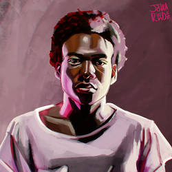 Donald Glover by First1stClass