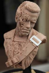 Arnold Terminator 2 by Alaneye
