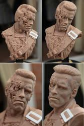 Arnold Terminator 2