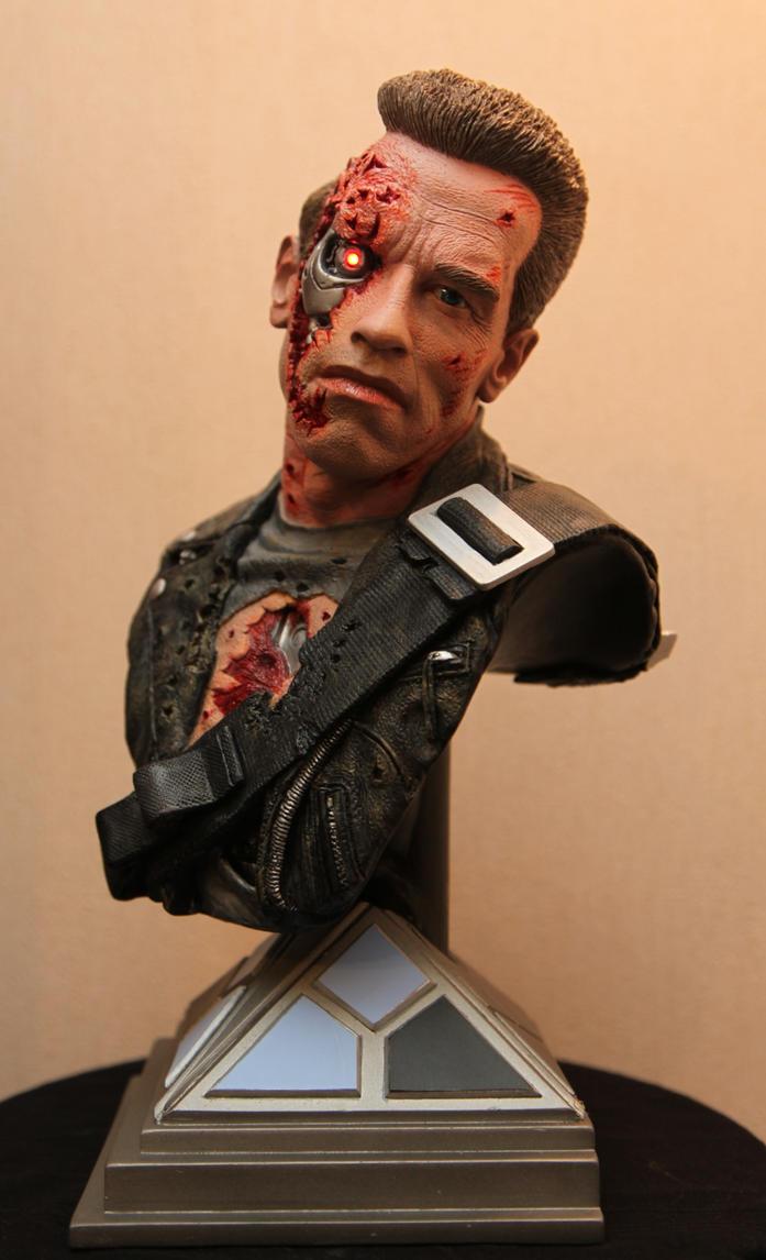 Terminator 2: 'Uncle Bob' 2 by Alaneye