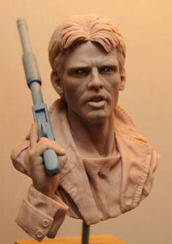 Kyle Reese with shotgun (WIP)