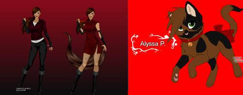 Midnight Flame - Alyssa Ellen Prescod - CP OC