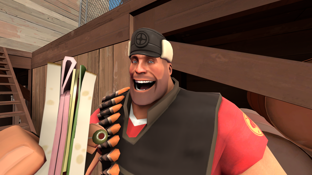 Commissions for people(SFM): Dixon's Heavy by Bembenwiseman