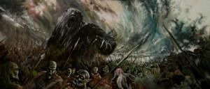 Beorn in Battle