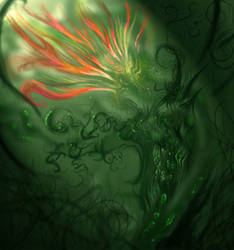 Music of the Ainur by book-illustrator
