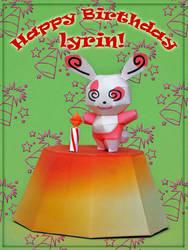 Happy Birthday, Lyrin