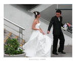 On the Wedding day.....