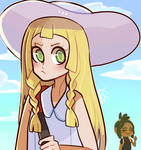 Lillie and Hau