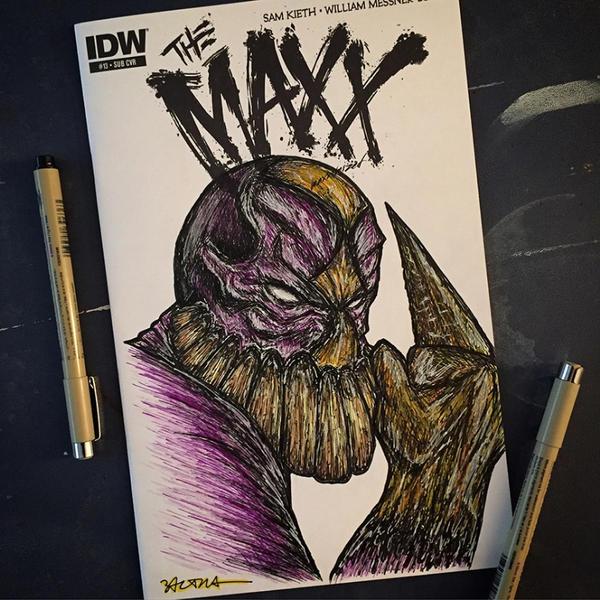 The Maxx by NigelWeatherbottom