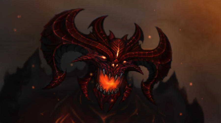 The Lord of Terror Approaches! by ravens-raziel