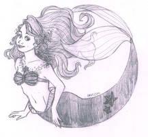 Ariel by Orisagi