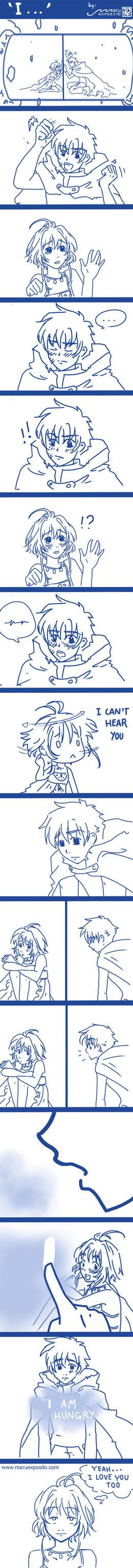 I... -TRC Comic by MaruExposito