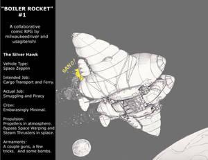 Boiler Rocket #1