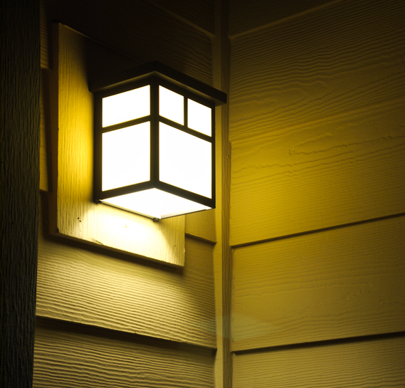 Balcony Lamp by VerconX