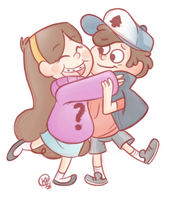 The Mystery Twins by Shellsweet