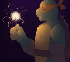 Sparklers by Shellsweet