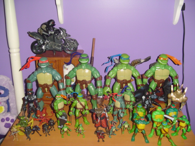 Tmnt Movie Collection By Shellsweet On Deviantart
