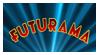 Futurama Stamp by Destruktive