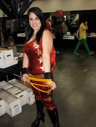 Wonder Girl V.2 by Urvy1A