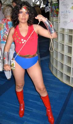 70's Wonder Girl 2