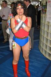 70's Wonder Girl by Urvy1A