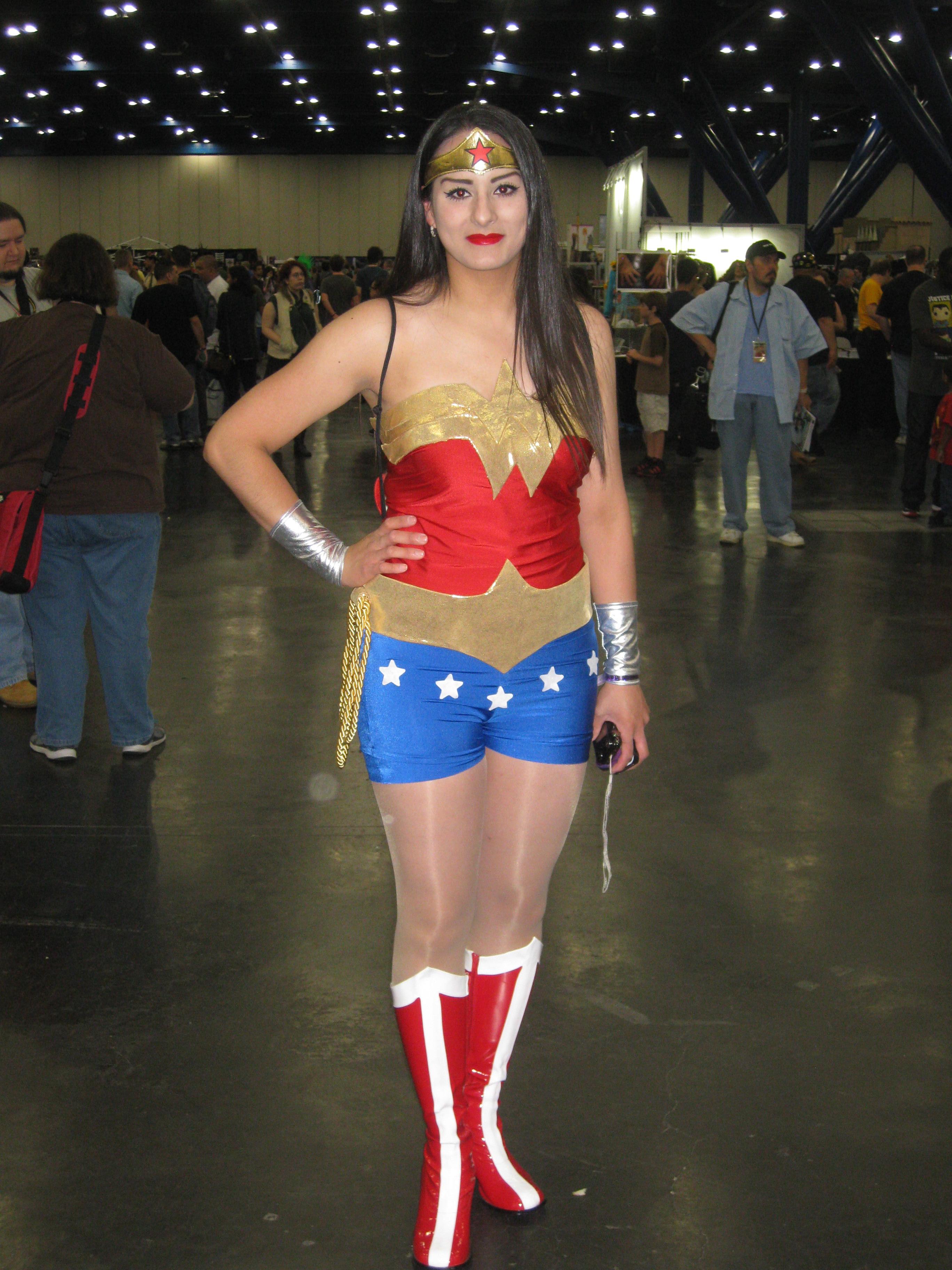 Wonder Woman by Urvy1A