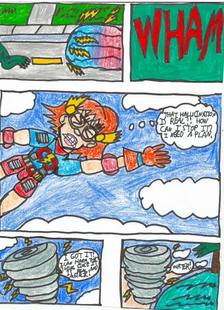 DU Challenge-A Speedster's Fear Page 4 by Urvy1A