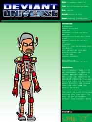 Deviant Universe-TitanoSuit Mark II