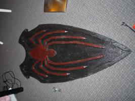 Drow shield - Bouclier de drow by elanqc