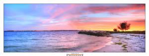 Swan River Sunset