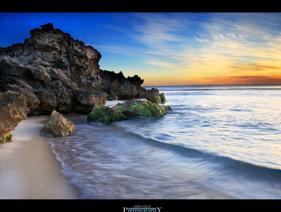 Trigg Beach Wave