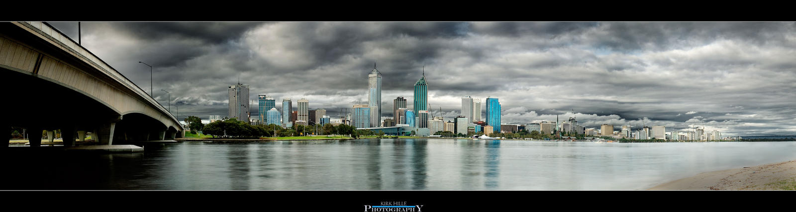 Overcast Perth by Furiousxr