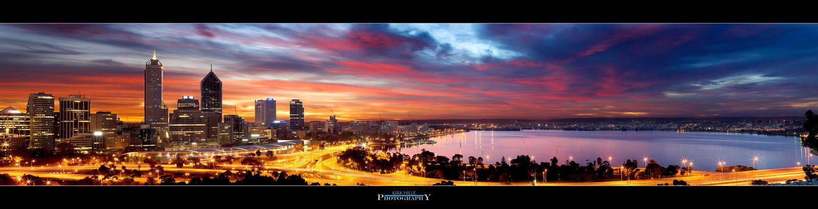 Sunrise Perth II
