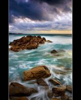 Injidup Beach by Furiousxr