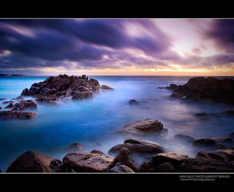 Injidup Beach Long Exposure