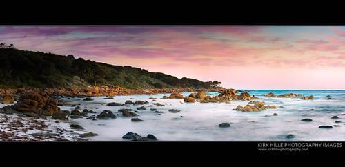 Bunker Bay Sunrise by Furiousxr