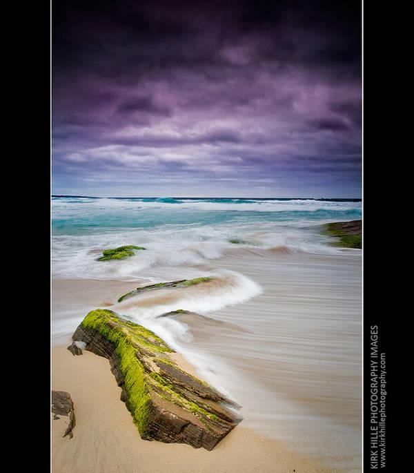 Honey Comb Beach by Furiousxr