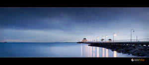 St Kilda Pier by Furiousxr